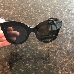 Accessories - Celine Cat eye sunglasses